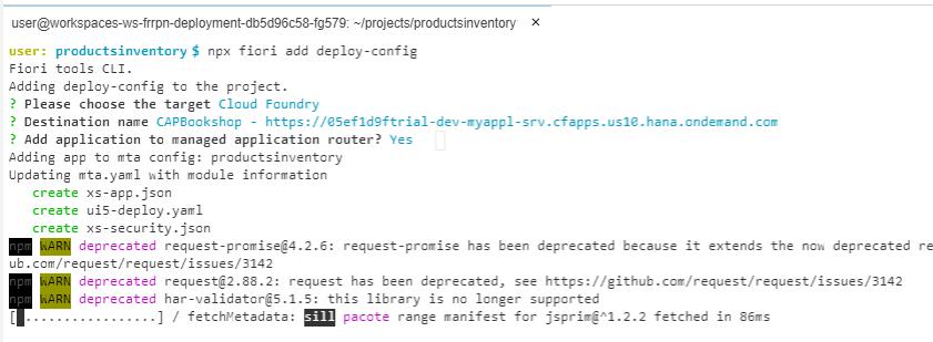 config_deploy